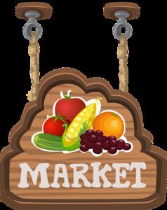 Market PNG Photo PNG Clip art