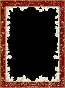 Maroon Border Frame PNG Clipart PNG Clip art
