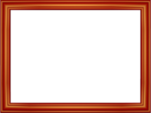 Maroon Border Frame PNG HD PNG Clip art