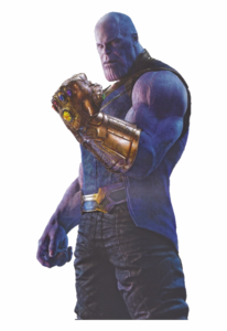Marvel Thanos PNG File PNG Clip art