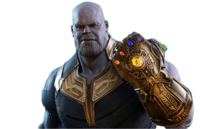 Marvel Thanos PNG Free Download PNG Clip art
