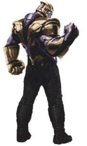 Marvel Thanos PNG HD PNG Clip art