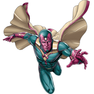 Marvel Vision PNG Image PNG icon