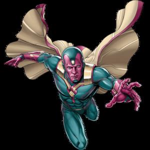 Marvel Vision PNG Image PNG Clip art