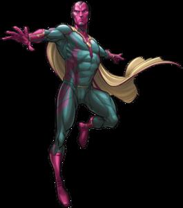Marvel Vision PNG Transparent PNG Clip art