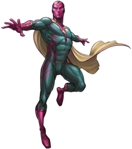 Marvel Vision PNG Transparent PNG icons