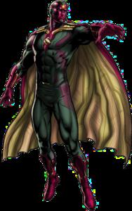 Marvel Vision Transparent Background PNG Clip art