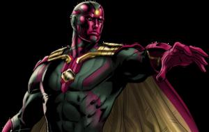 Marvel Vision Transparent PNG PNG Clip art