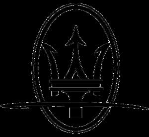 Maserati Logo PNG Image PNG Clip art