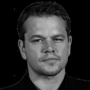 Matt Damon PNG File PNG Clip art