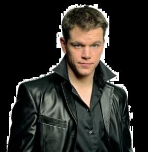 Matt Damon Transparent Background PNG images
