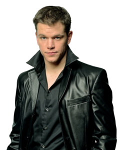 Matt Damon Transparent PNG PNG images
