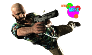 Max Payne PNG Free Download PNG Clip art
