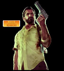 Max Payne PNG Pic PNG Clip art