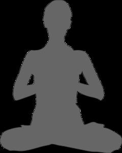Meditating PNG Image PNG Clip art