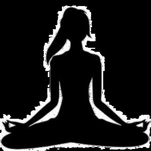 Meditating PNG Pic PNG Clip art