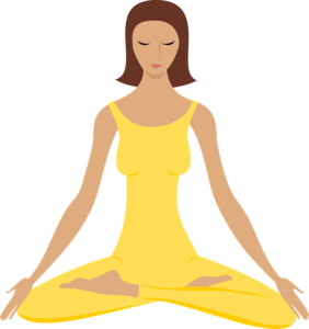 Meditating PNG Transparent Picture Clip art