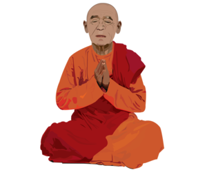 Meditating PNG Transparent Clip art