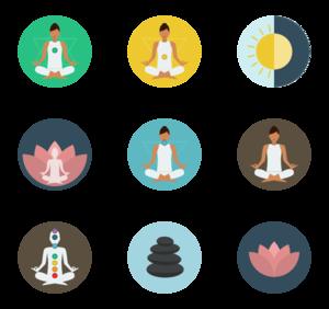 Meditation PNG File PNG Clip art