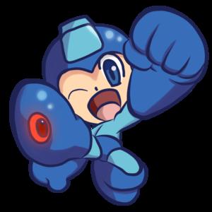 Megaman PNG Pic PNG Clip art