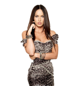 Megan Fox Transparent PNG PNG Clip art