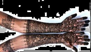 Mehendi Hand Designs PNG Image PNG Clip art