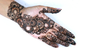 Mehendi Hand Designs PNG Photo PNG Clip art