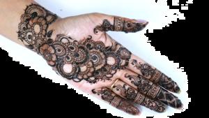 Mehendi Hand Designs PNG Photo PNG Clip art