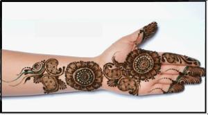 Mehendi Hand Designs PNG Photos PNG Clip art