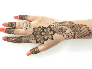 Mehendi Hand Designs PNG Transparent PNG Clip art
