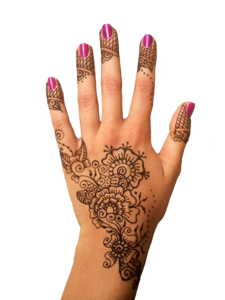 Mehendi Hand Designs Transparent PNG PNG Clip art