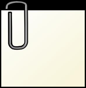 Memo PNG Transparent PNG Clip art
