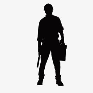 Men Silhouette PNG Clipart PNG Clip art