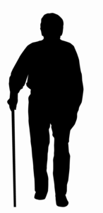 Men Silhouette PNG File PNG Clip art