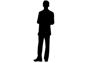 Men Silhouette PNG Image PNG Clip art