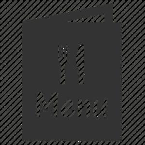 Menu Transparent Images PNG PNG Clip art