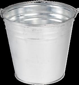 Metal Bucket PNG File PNG Clip art