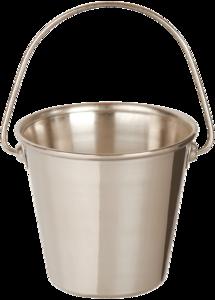 Metal Bucket PNG Image PNG Clip art