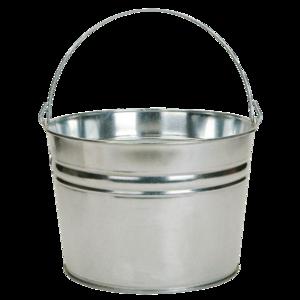 Metal Bucket PNG Transparent Image PNG icons