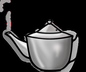 Metal Tea Pot Clip Art PNG PNG Clip art