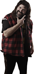 Mick Foley PNG File PNG clipart