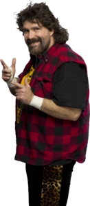 Mick Foley PNG Image PNG clipart