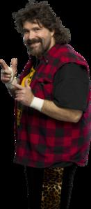 Mick Foley PNG Image PNG Clip art