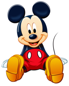 Mickey Mouse PNG Clipart PNG Clip art