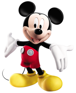 Mickey Mouse PNG Pic PNG Clip art