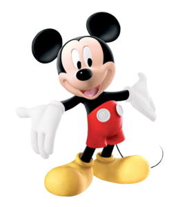 Mickey Mouse PNG Transparent PNG clipart