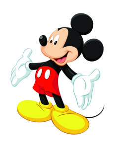 Mickey Mouse Transparent Background PNG Clip art