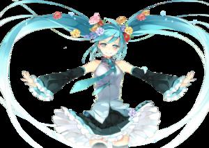 Miku Hatsune PNG Download Image PNG Clip art