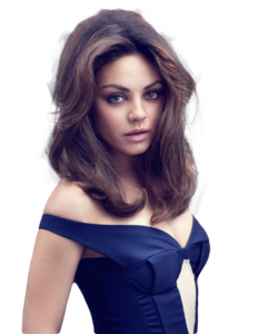 Mila Kunis PNG Photo PNG Clip art