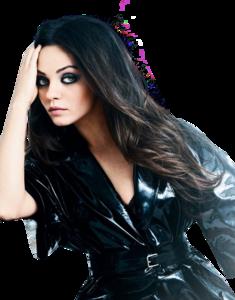 Mila Kunis PNG Transparent Picture PNG Clip art